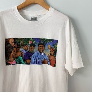 Boyz N The Hood Short Sleeve Shirt . L